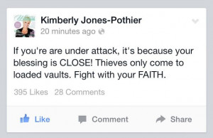 Kimberly Jones-Pothier