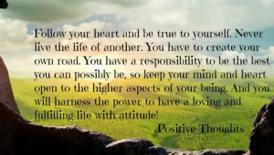 Quotes About Being True To Yourself No Matter What ~ Heart | Quotes ...