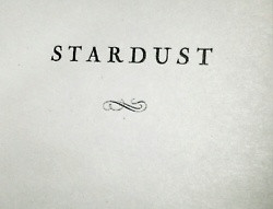 the rest is rust and stardust//