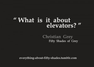 Fifty Shades of Grey (E L James)