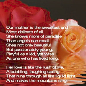 MOTHERS DAY QUOTATIONS