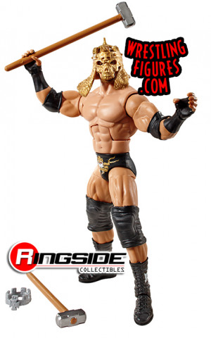 WWE Triple H Actionfigures Elite 28