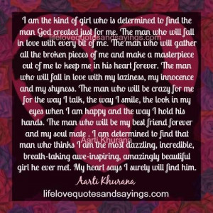 Am Determined To Find My Soul Mate..