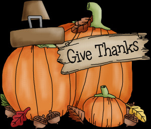Happy Thanksgiving Clip Art Pictures, Crafts, Activities, Project ...