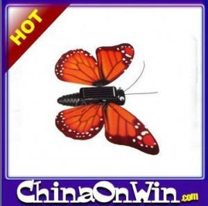 Cute Sunlight Solar Butterfly Fly Toy