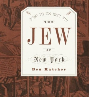 "Start by marking ""The Jew of New York"" as Want to Read:"
