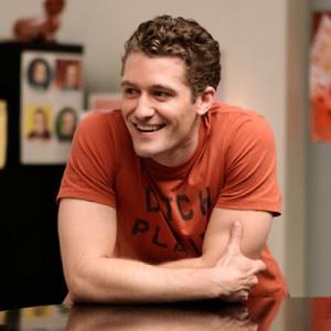 Broadway theater vet and Glee star Matthew Morrison addressing ...