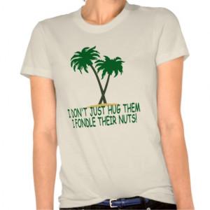 Funny Treehugger Women Organic Shirts