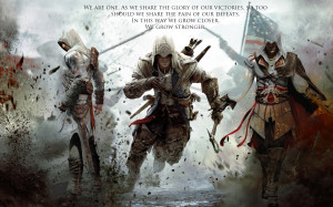 Assassin's creed wallpaper by zdorik-sandorik