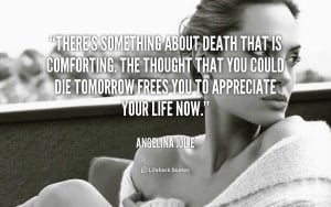 Comforting Quotes About Death Preview quote