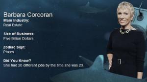 Barbara Corcoran Shark Tank...