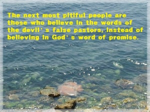 The most pitiful people in this era are those who have become the ...
