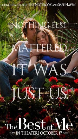 WIN a The Best of Me Prize Pack #TheBestofMe