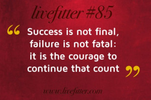 View Full Size | More funny fitness motivational quotes |