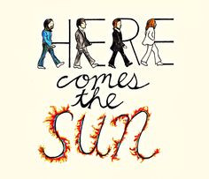 Here Comes The Sun The Beatles More