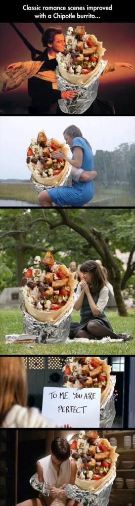 funny burrito