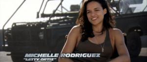 Michelle Rodriguez Fan