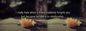 Friendship Quotes About...