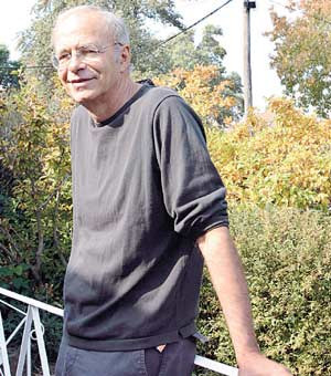 Profile: Peter Singer