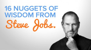 16 Inspirational Quotes From the Late, Great Steve Jobs
