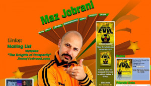 maz jobrani and his wife
