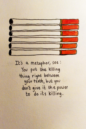 quotes john green the fault in our stars tfios augustus waters I once ...