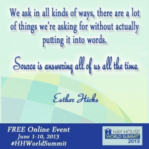 Esther Hicks Quote Learn how I make money online leveraging the powers ...