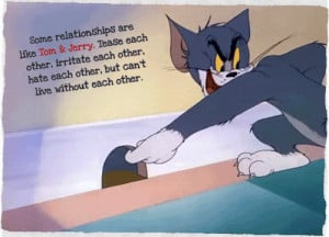 Tom and Jerry Quotes Funny Inspirational Quotes, Thoughts Images ...