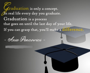 Graduation Concept Graduation Quotes