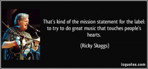 Mission Statement Quotes