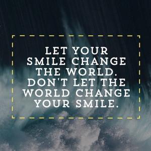 Smile no matter what :) www.MOTIVE8BRAND.comTags: #Motive8 #Motivate # ...
