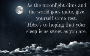 55 Good Night Quotes for Him | herinterest.com | Quotes | Pinterest