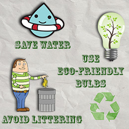 conserve the environment a short essay