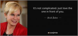 Heidi Baker Quotes