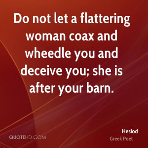Hesiod Funny Quotes