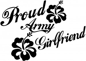 Army Girlfriend Banners