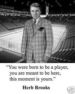 Herb-Brooks-Coach-1980-Olympics-Hockey-Team-Quote-8-x-10-Photo-Picture ...
