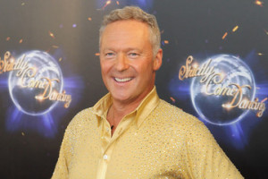 Rory Bremner BBC One Strictly Come Dancing 2011