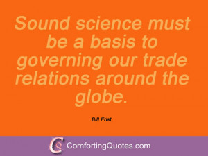 Quotations From Bill Frist