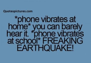 Funny Earthquake Quotes