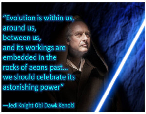 Richard Dawkins Quote, A quote by Richard Dawkins about evolution ...