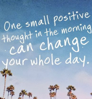 Be Positive | Have an Awesome Day