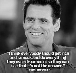 Jim Carrey on Rich & Famous