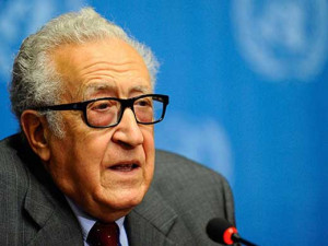 Lakhdar Brahimi Pictures