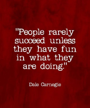 Dale Carnegie #Doing, #Unless