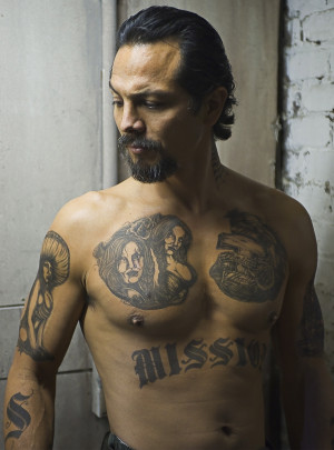 Under: Cholos chicanos , Tatuajes gangster