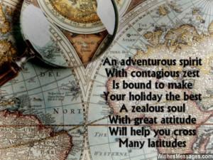 Bon Voyage Poems