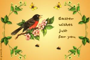 Easter Love Bird