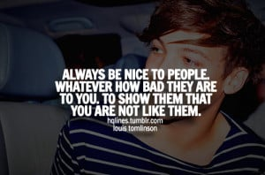 life, louis tomlinson, love, one direction, quotes, sayings
