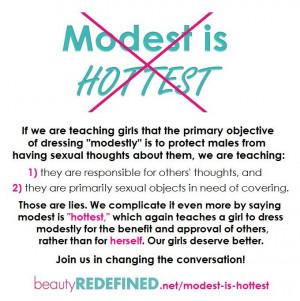 Modesty Quotes Lds Mormon Modesty Debate